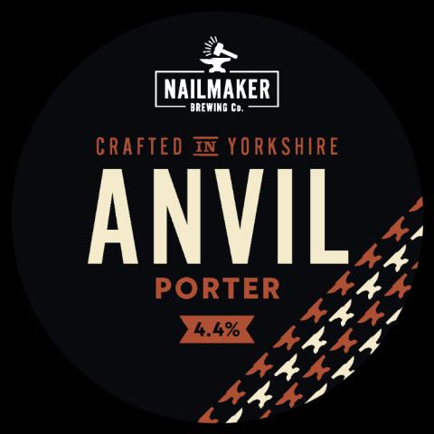 Nailmaker Brewing Co ANVIL