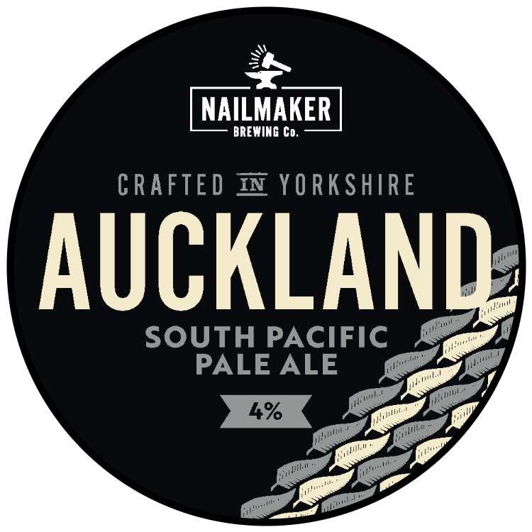 Nailmaker Brewing Co Auckland Pale Ale 4%