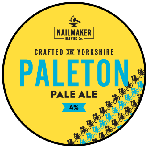 NAilmaker Brewing Co Paleton 4% Pale Ale