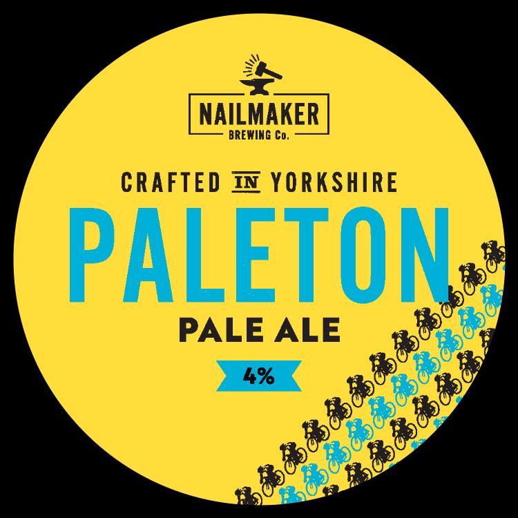 NAilmaker Brewing Co Paleton 4% Pale Ale
