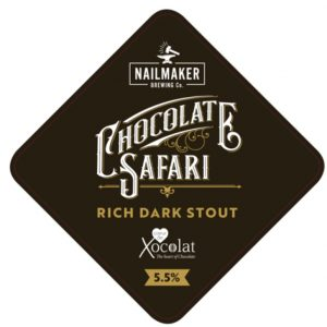 Chocolate Safari pumpclip
