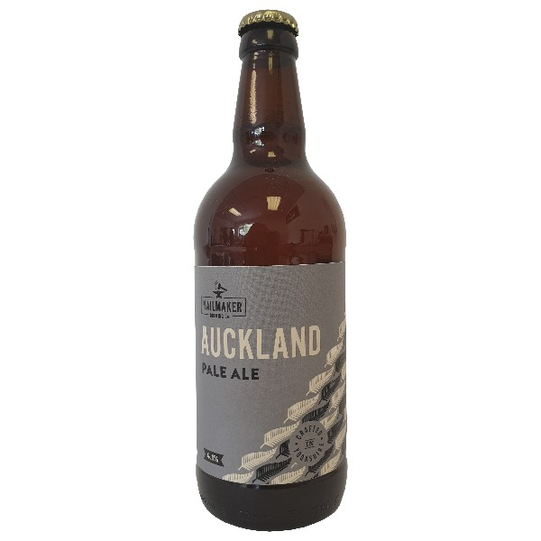 Auckland Pale Ale 4.1% Bottle
