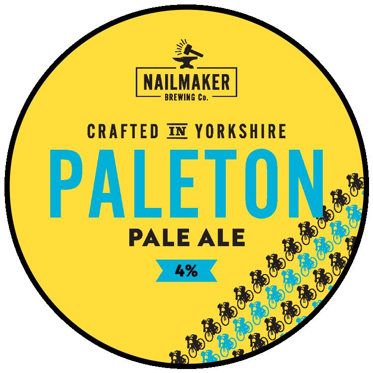 Paleton Pale Ale 4%