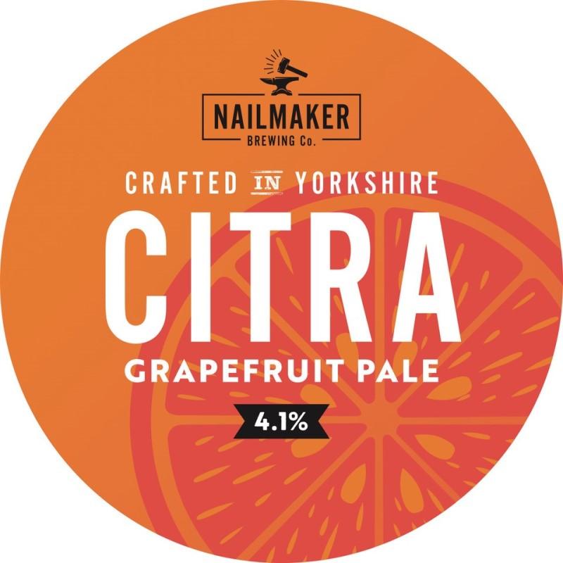 Citra Grapefruit Pump Clip