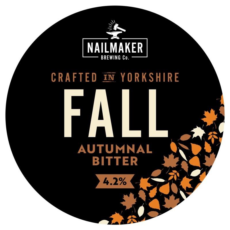 Nailmaker Fall Bitter pump clip