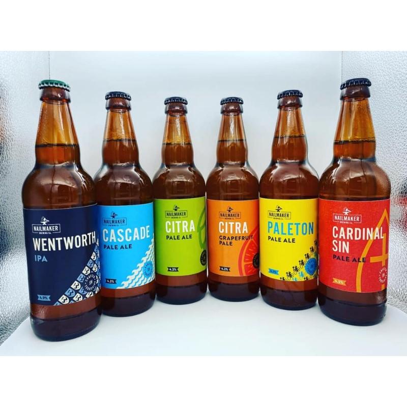 Pale Ales Nailmaker Brewing Co