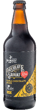 Chocolate Safari Xtra 5.6% Triple Chocolate Stout