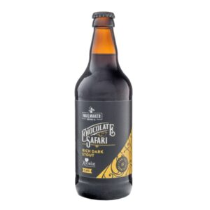 Chocolate Safari Rich Dark Stout 5.6% Nailmaker