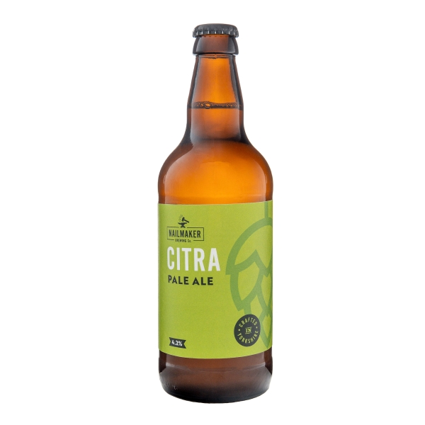 Citra Pale Ale 4.2% Nailmaker