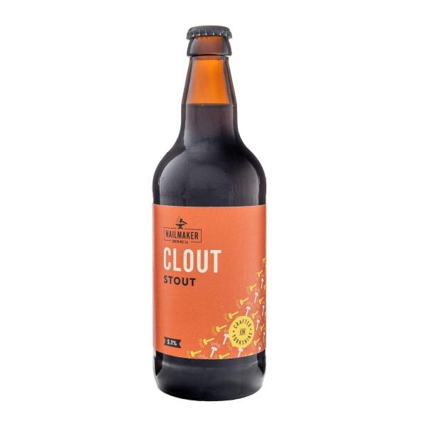 Clout Stout 5.1% Nailmaker