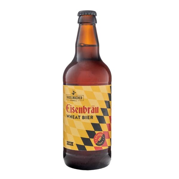 Eisenbrau Wheat Bier 5.8% Nailmaker