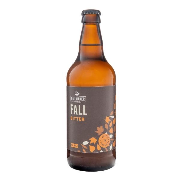 Fall Bitter 4.3% Nailmaker