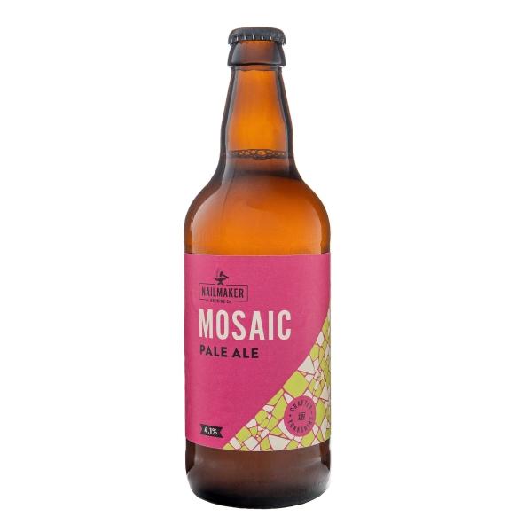 Mosaic Pale Ale 4.1% Nailmaker