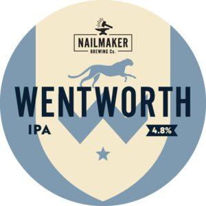 Nailmaker Pump Clip - Wentworth IPA